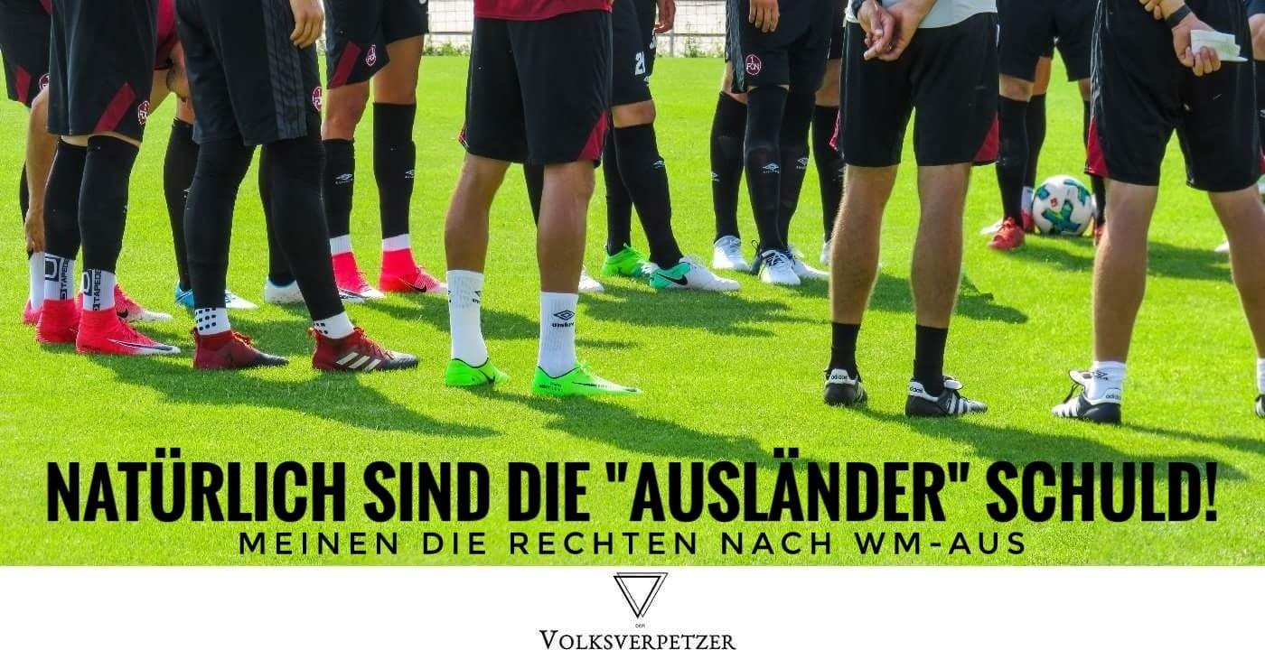 Deutschland Hat Nur Wegen Der Auslander Im Team Die Wm