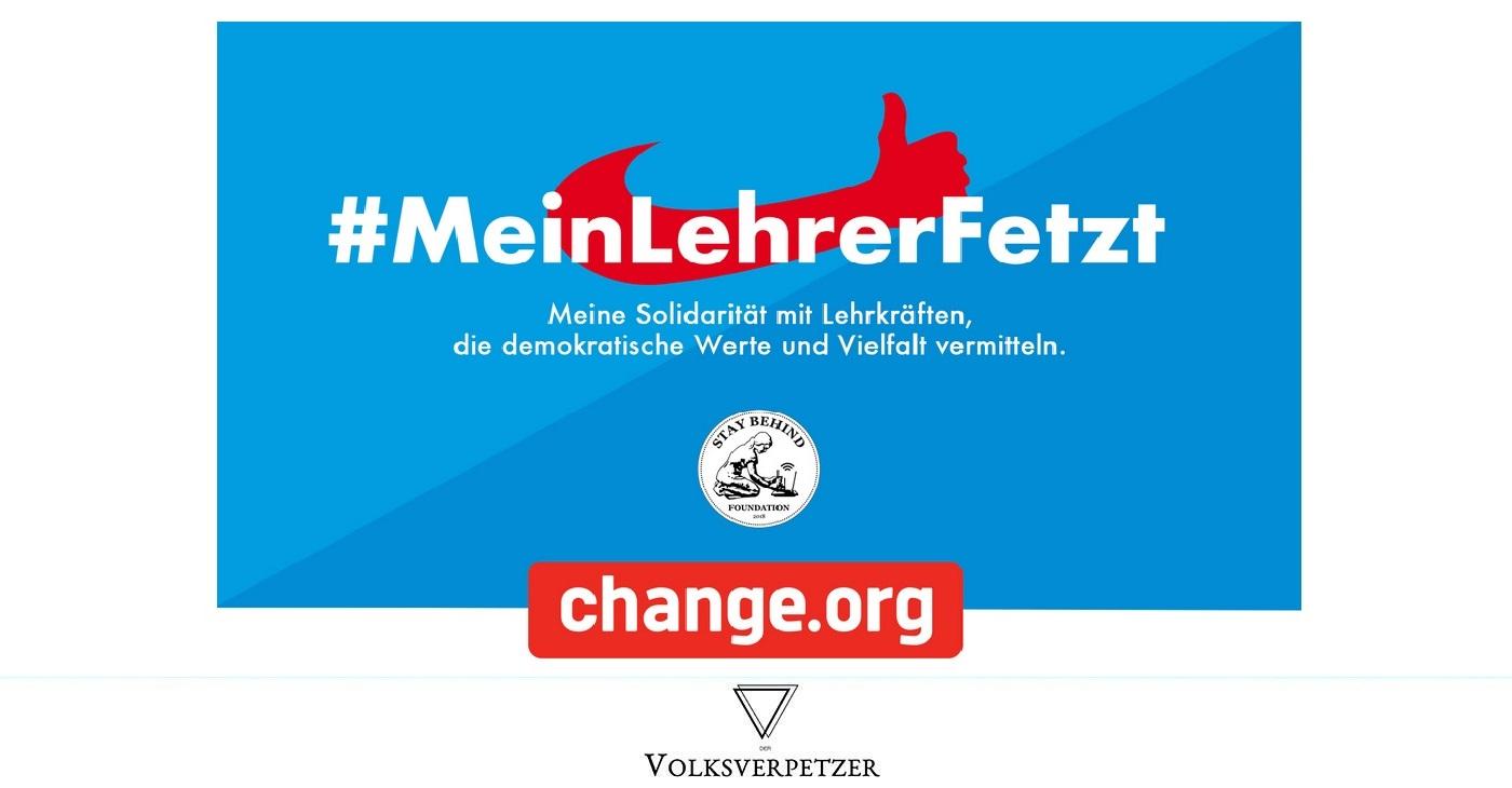 Aktion Gegen Afd Melde Seiten Petition Für Unabhängige