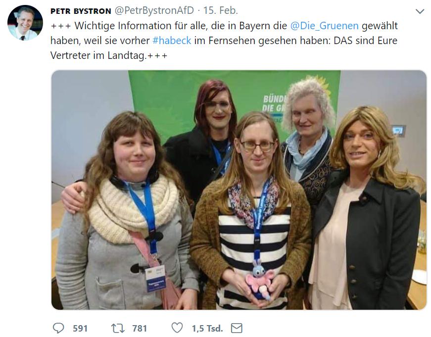 Die Grünen Bayern Landtag