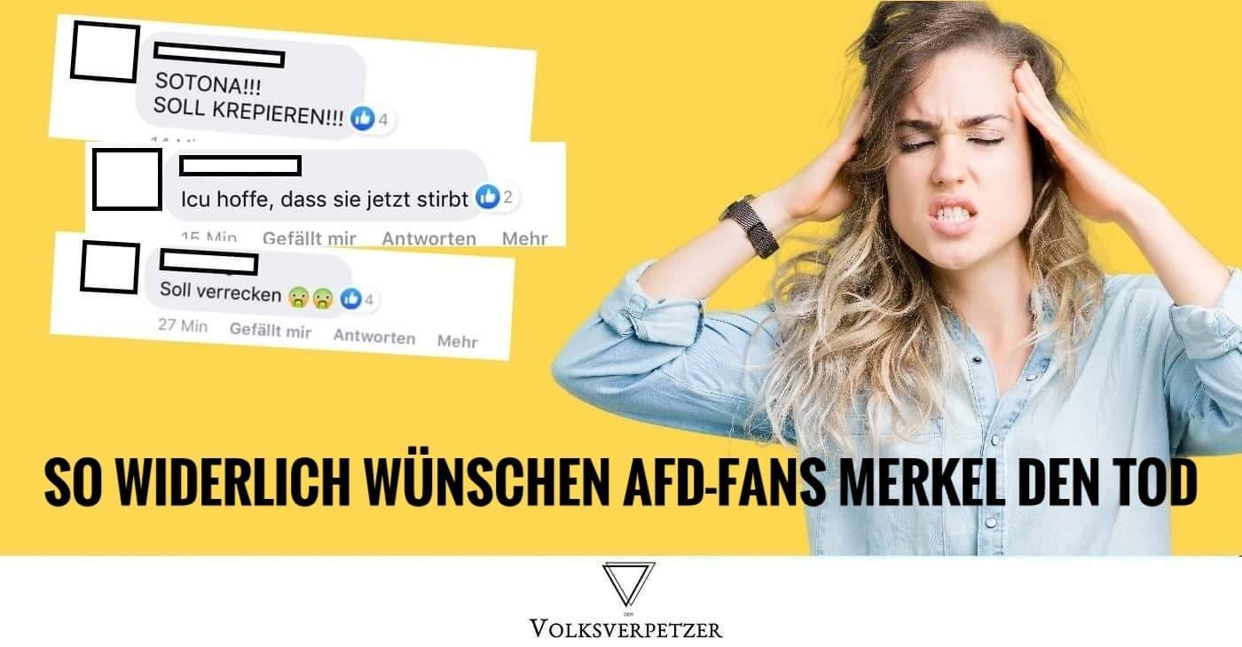 Habt Ihr Sie Noch Alle Afd Politiker Spotten über Merkels Zittern
