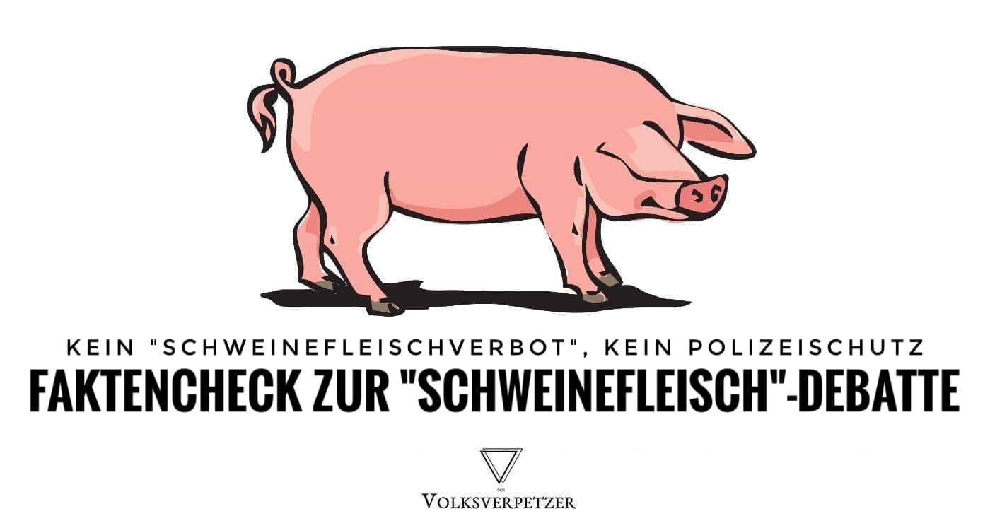 Ist schweinefleisch gesund