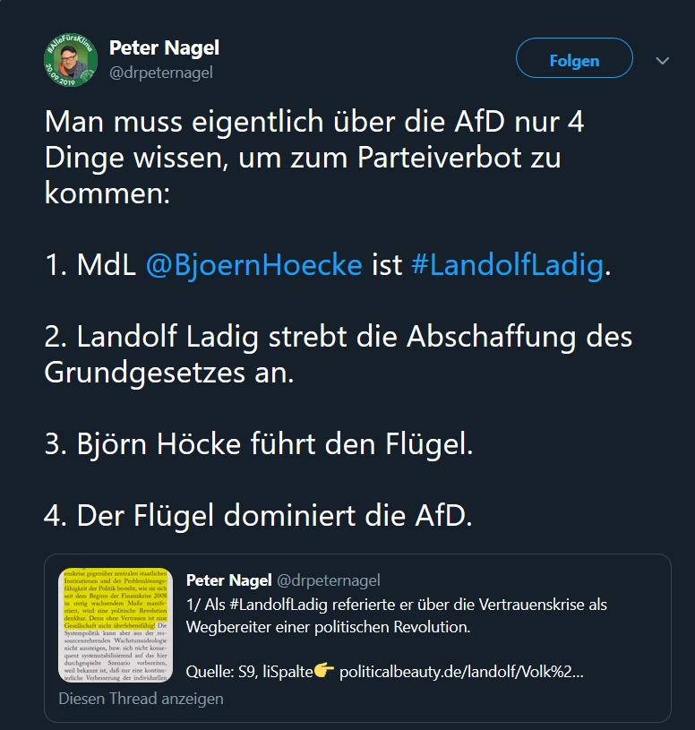 Landolf Ladig Texte