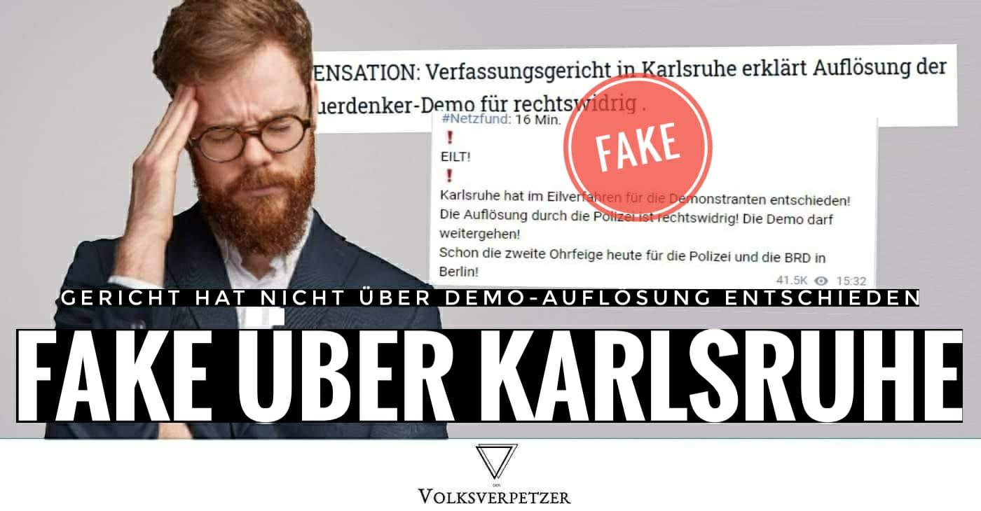 Karlsruhe Demo Heute