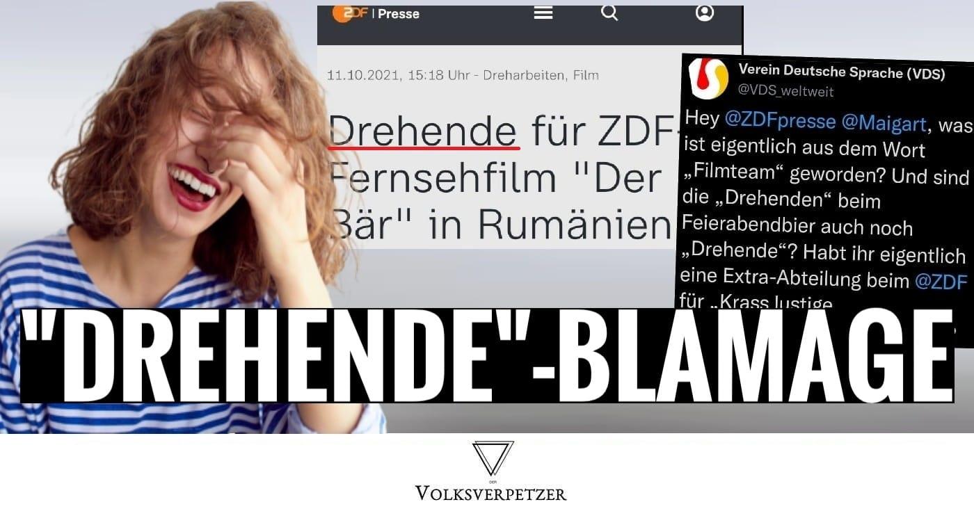 """""""Drehende"""": Rechter """"Verein Deutsche Sprache"""" blamiert sich auf Twitter"""